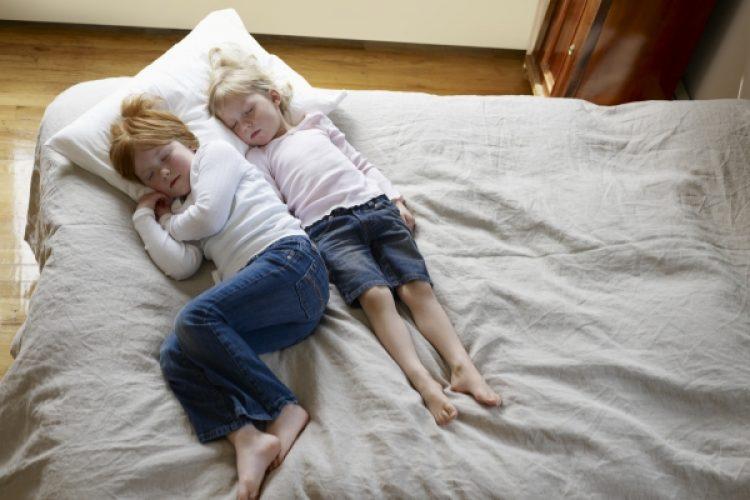 Hoeveel slaap heeft mijn kind nodig ??
