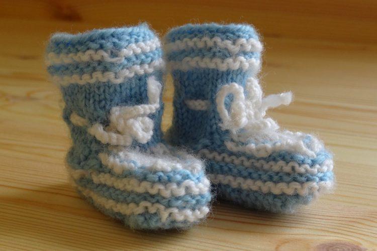 Met sokjes aan naar bed ? De juiste slaaptemperatuur voor je baby