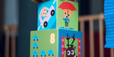 Kinderen en interieur: 5 tips