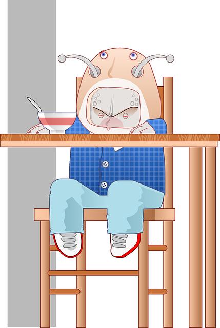 Wanneer mag je kind in een kinderstoel?