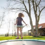 aanschaf van een trampoline
