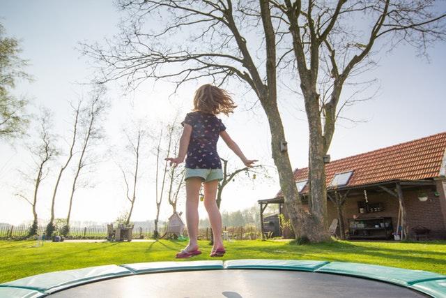Wat is een goed moment om een trampoline aan te schaffen?