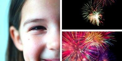 Hoe oud moet je kind zijn om vuurwerk af te steken??