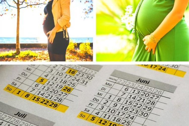 Bestaat de beste maand om zwanger te worden?