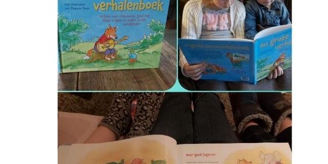 grote dierenverhalenboek