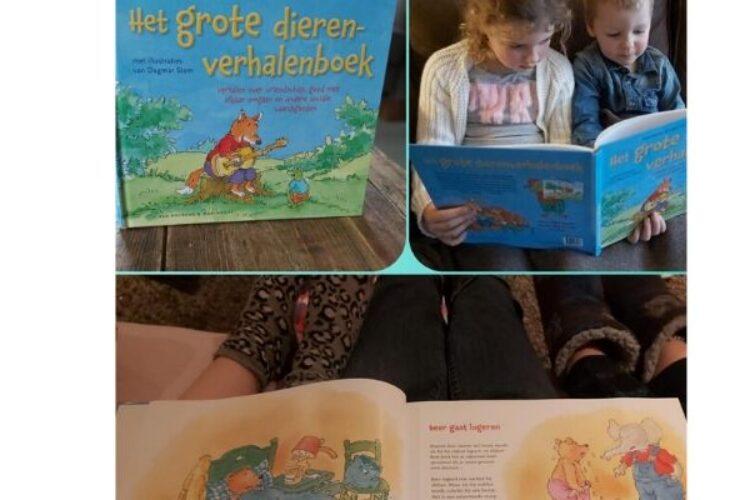Recensie. Het grote dierenverhalenboek