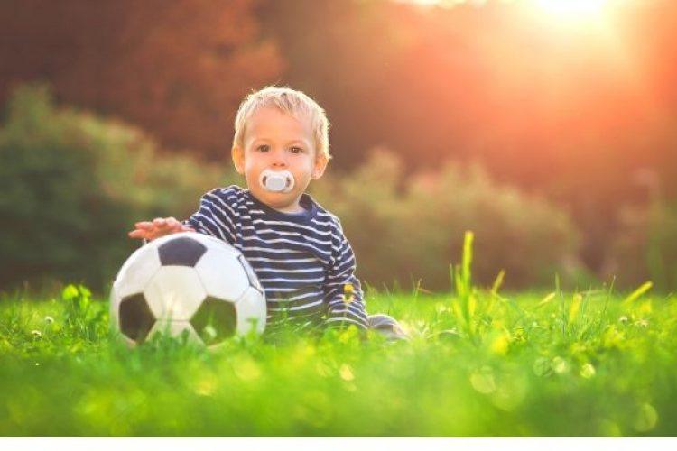 Zit jouw kind op peutervoetbal