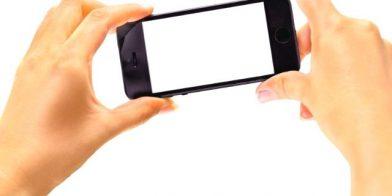 Baby fotos maken met de mobiele telefoon