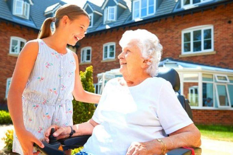 Over kinderen, een oma en mobiliteit.