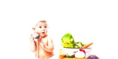 Babyhap: geef de baby bietjes