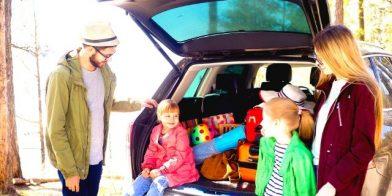 Op vakantie met de kinderen: zo houd je de autorit gezellig!