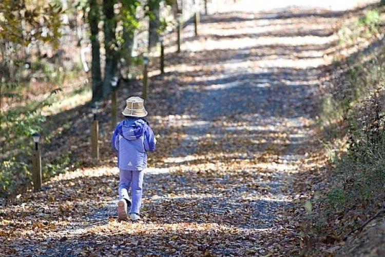 ieder kind loopt zijn eigen pad