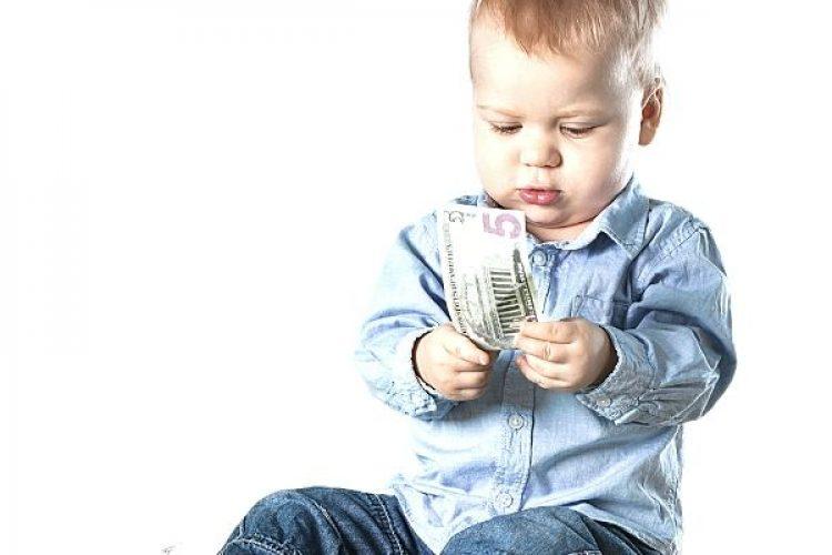 zwanger en financieen
