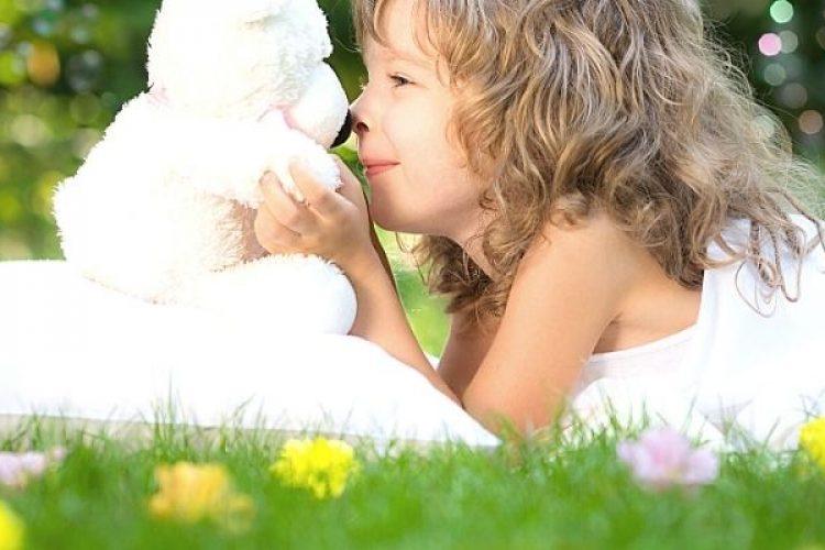 Een kind vriendelijke tuin maken