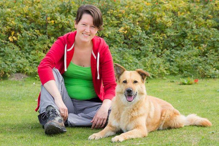 Marij Stolp: gedragstherapeut voor honden