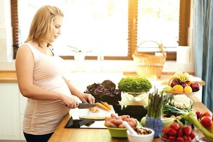 Voeding tijdens de zwangerschap