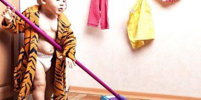 Denk jij wel eens na over kindvriendelijke vloeren?