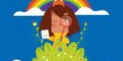 Cato en de regenboog: een boek met een missie
