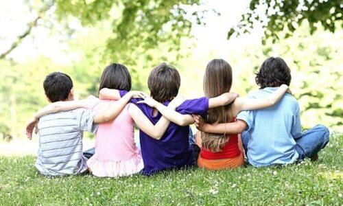Kindervriendschap, superbelangrijk: voor nu en later.