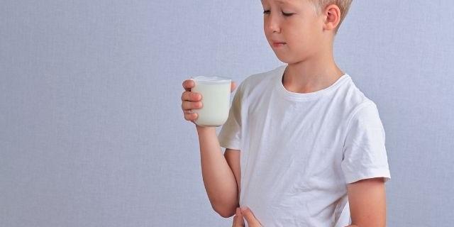 gluten lactose allergie