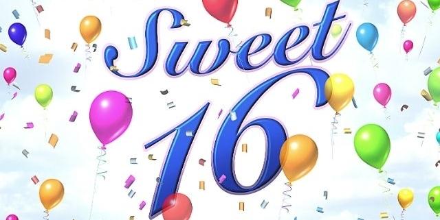 zestien jaar