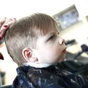 bang voor de kapper