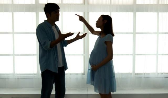 boos in de zwangerschap