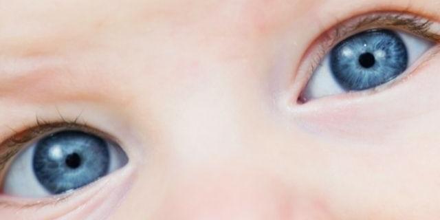 oogkleur