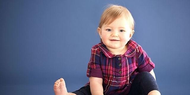 kind van twee jaar