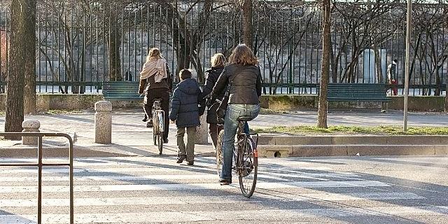 fietsen en appen